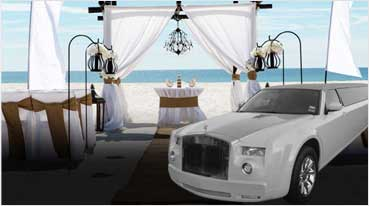Wedding Limo Service Petaluma