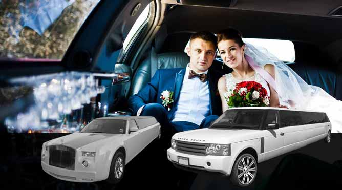 Petaluma Wedding Limo Service