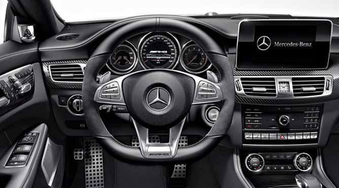 Petaluma Mercedes CLS 550