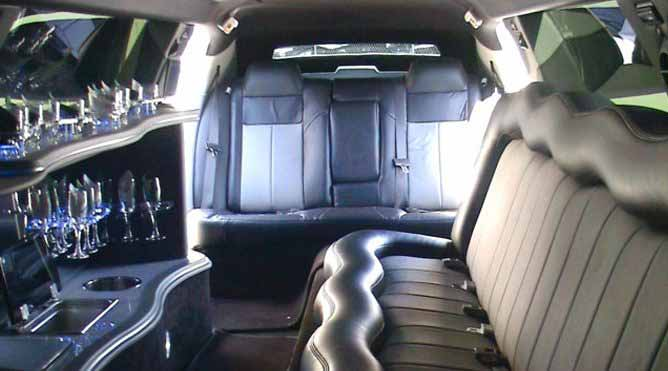 Chrysler 300 Limo Petaluma