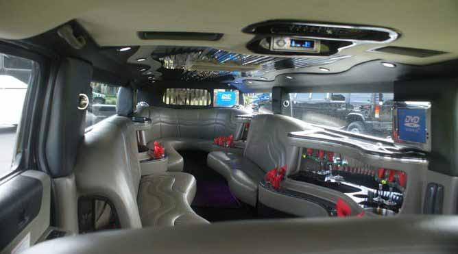 Petaluma Hummer Limousine