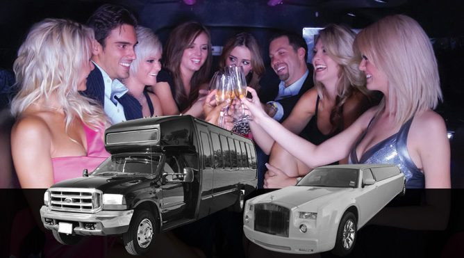 Petaluma Night Life Tour Limousine