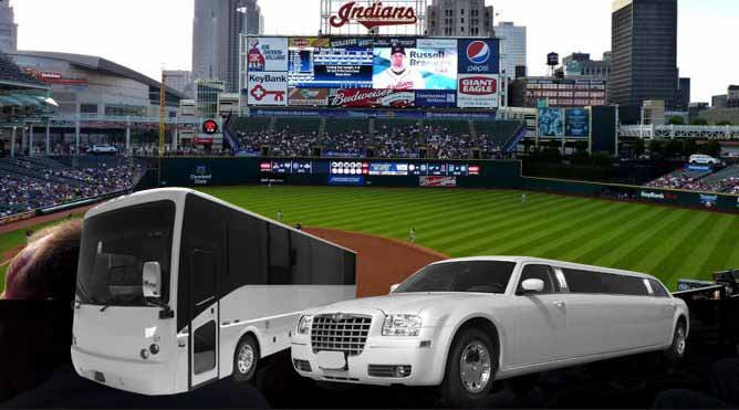 Petaluma Sports Event Limo & Bus Rental