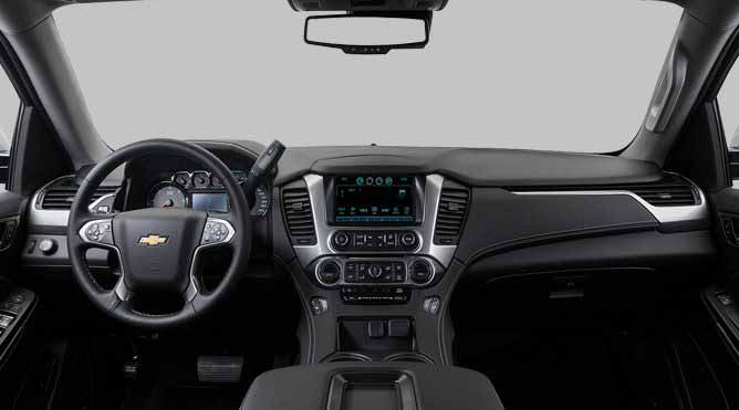 Petaluma Chevrolet Suburban