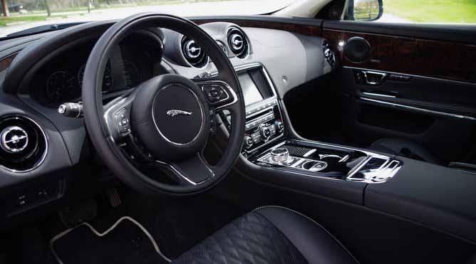 Jaguar Sedan Service Petaluma