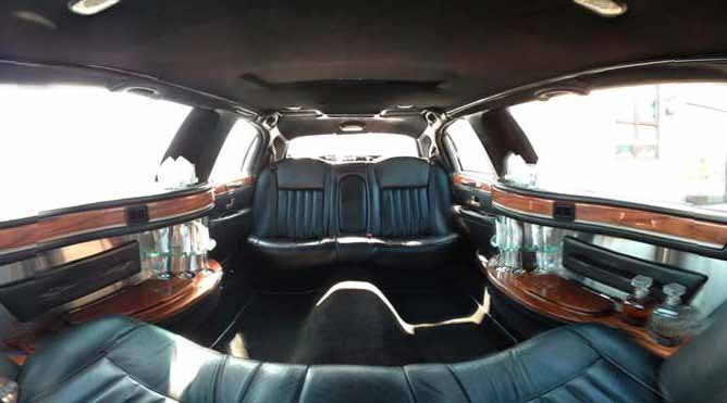 6 passenger Limo Petaluma