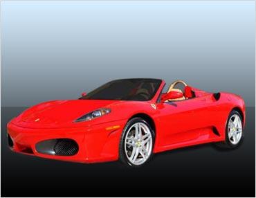 Petaluma Ferrari F430 Rental