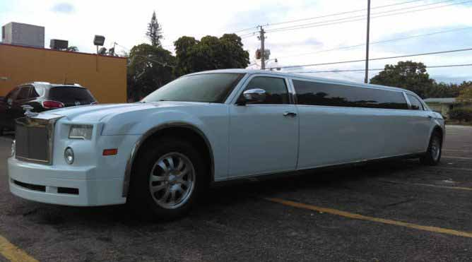 Petaluma Rent Rolls Royce Phantom