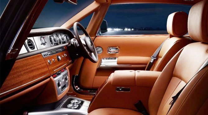 Rent Rolls Royce Phantom Petaluma